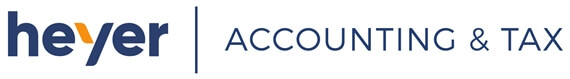 Heyer Accounting & Tax Logo